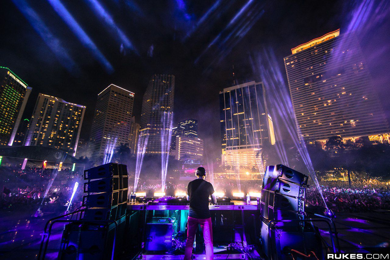 Tiësto will not play at Utra Miami Festival in 2020