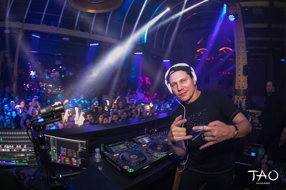 Tiësto photos, vidéos | TAO | Chicago, IL - february 21, 2020