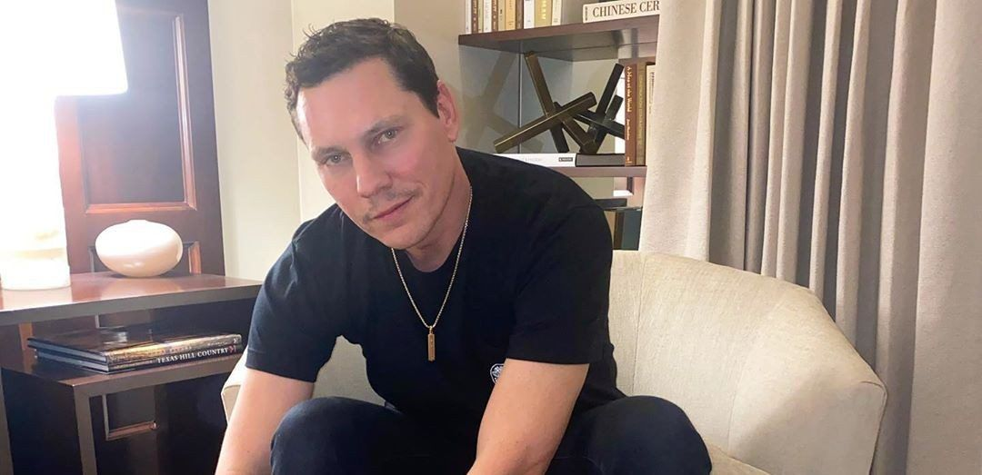 Tiësto's apartment in New York !