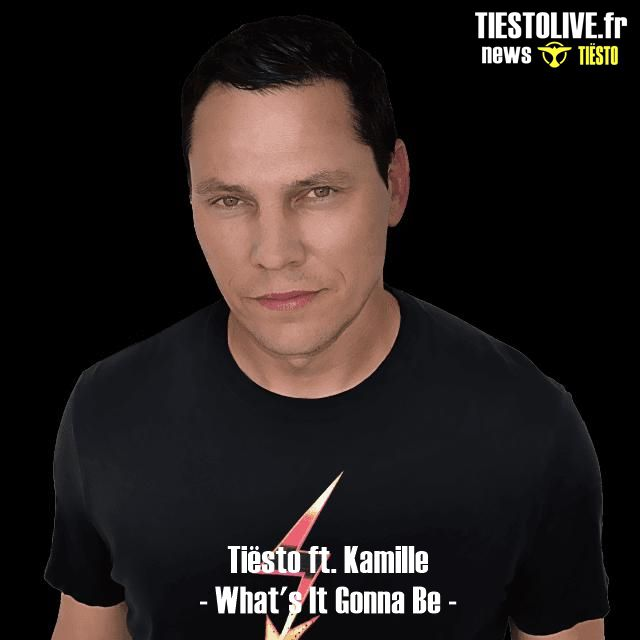 Tiësto ft. Kamille - What's It Gonna Be