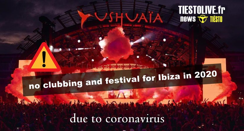 no clubbing and festival for Ibiza in 2020, club, discothèque fermés été 2020, summer, covid, coronavirus