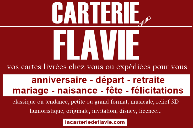 carterie flavie