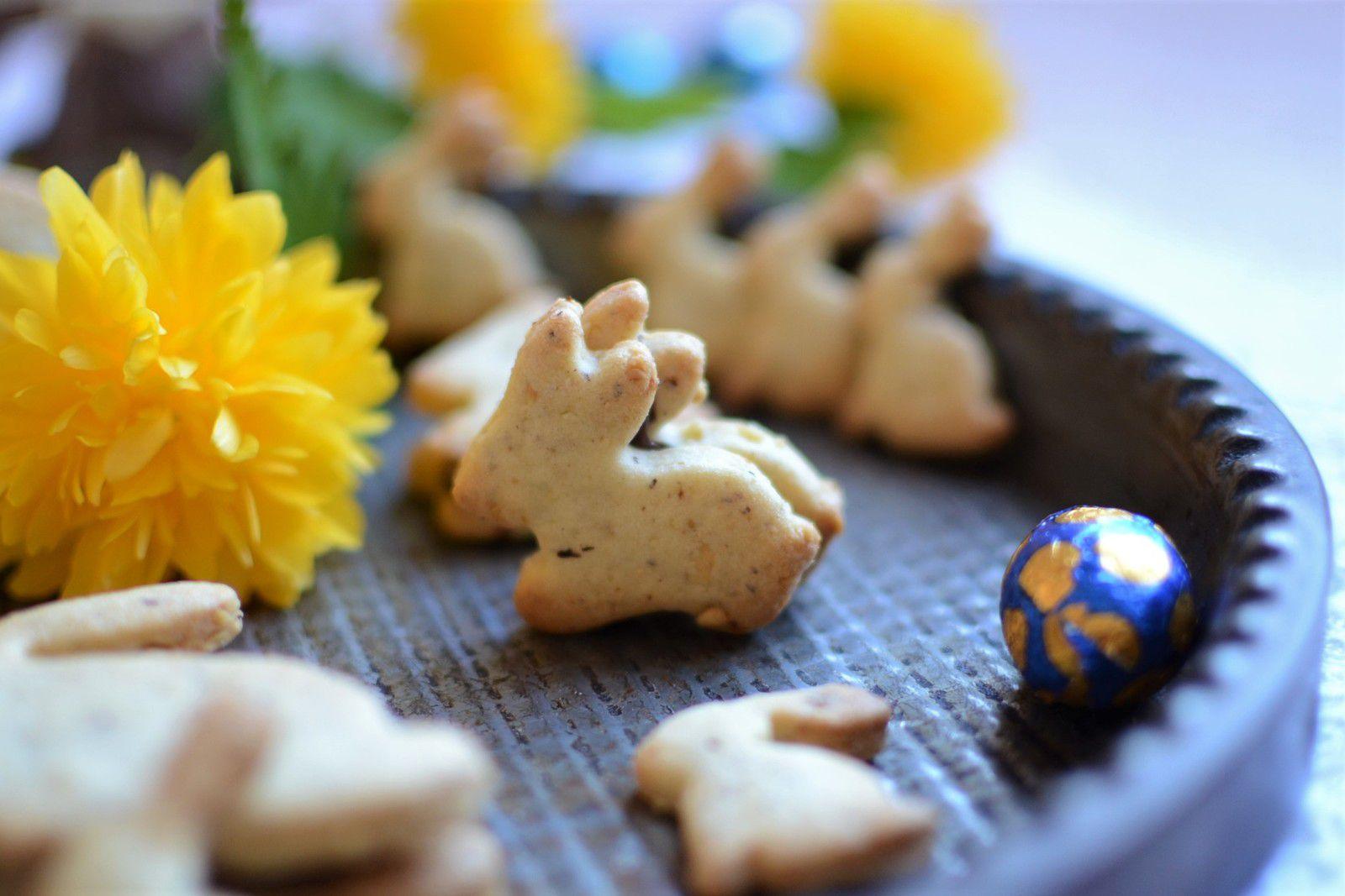 Biscuits de Pâques - Ronde des petits lapins