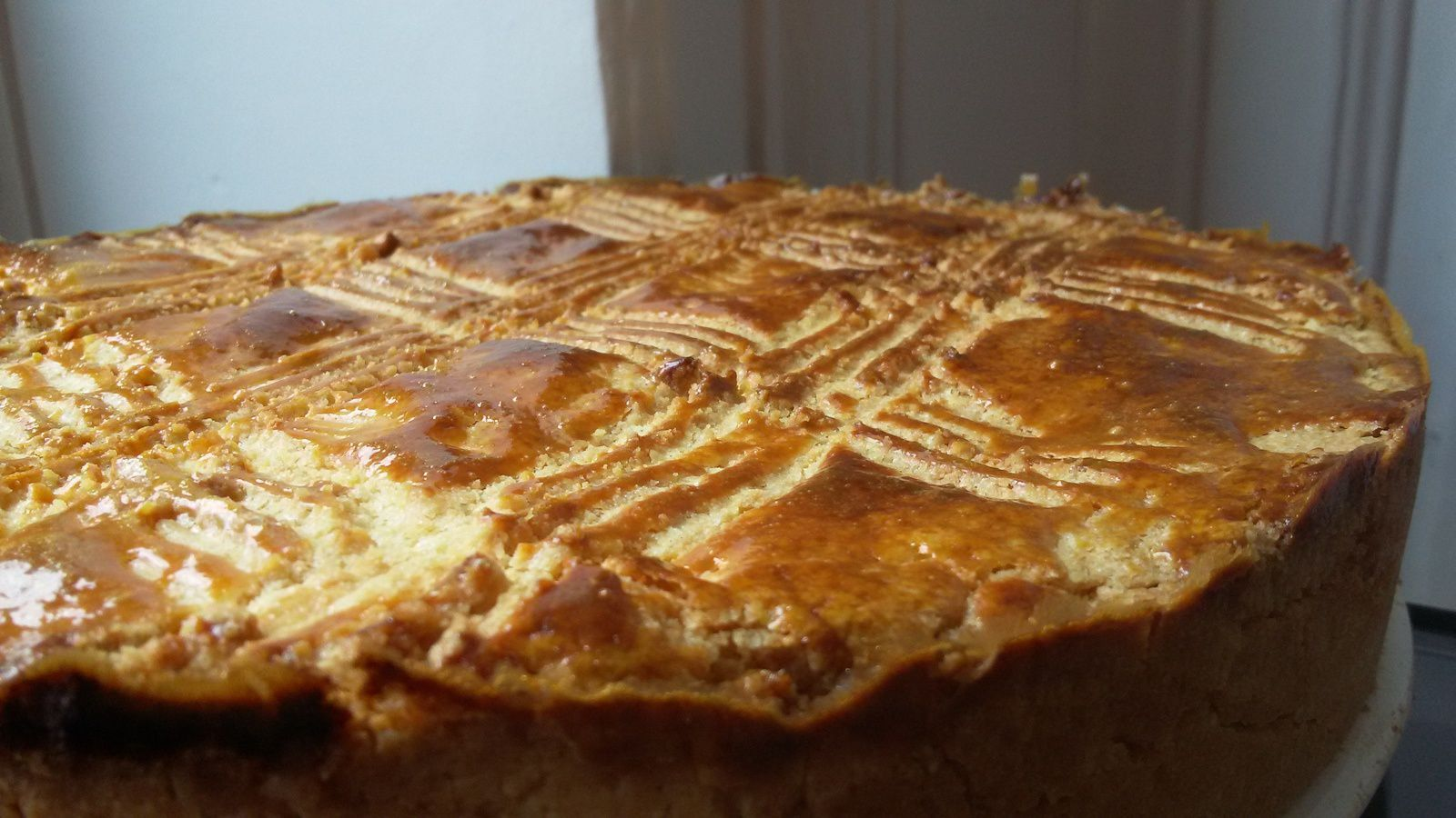 Gâteau breton // tout simple !