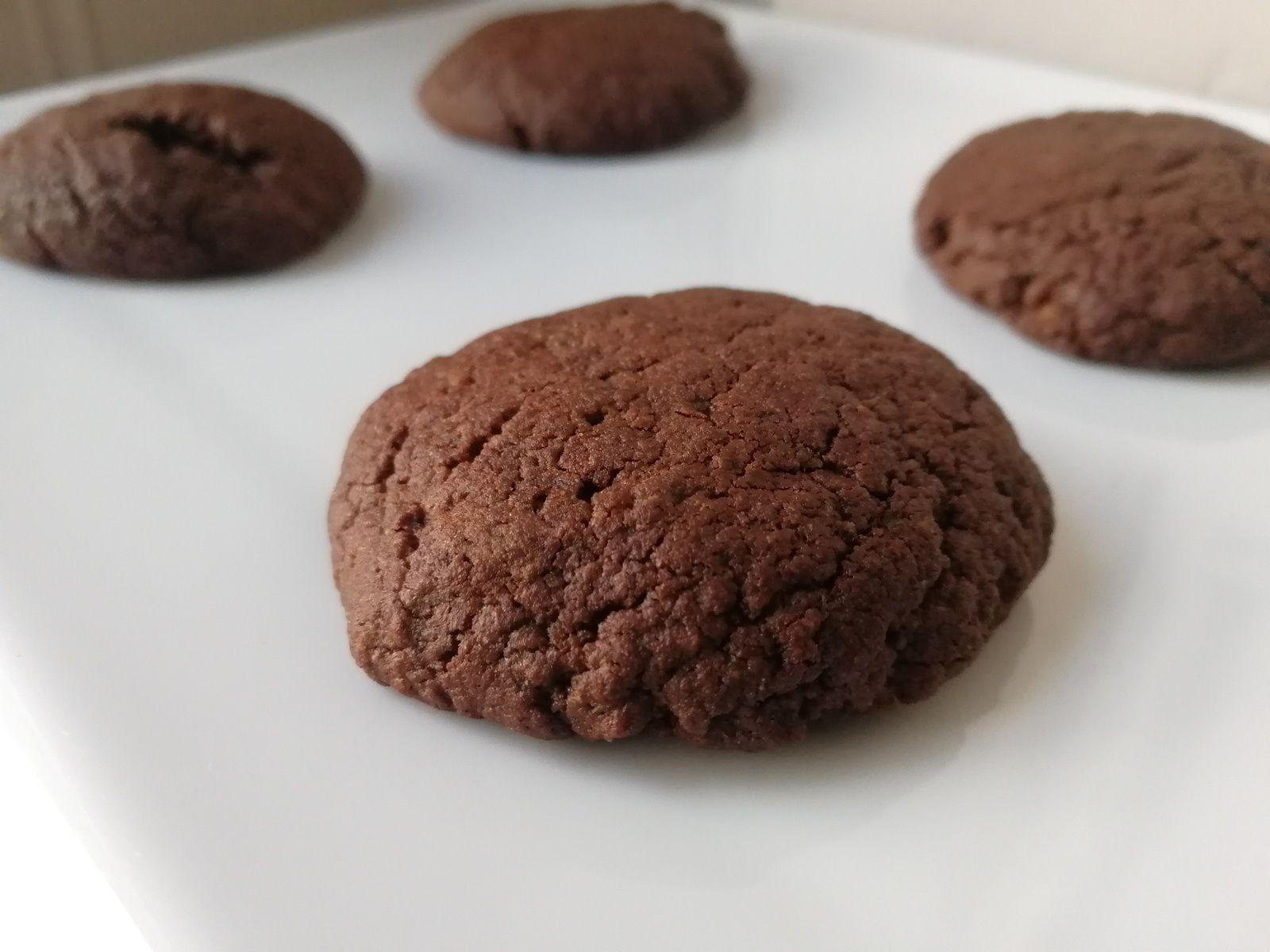 Biscuits très chocolat // trop faciles // trop bons!!!!!