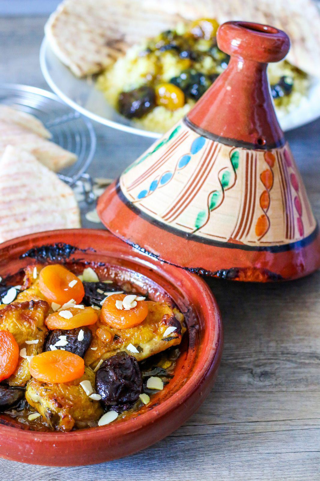 Tajine à la Marocaine