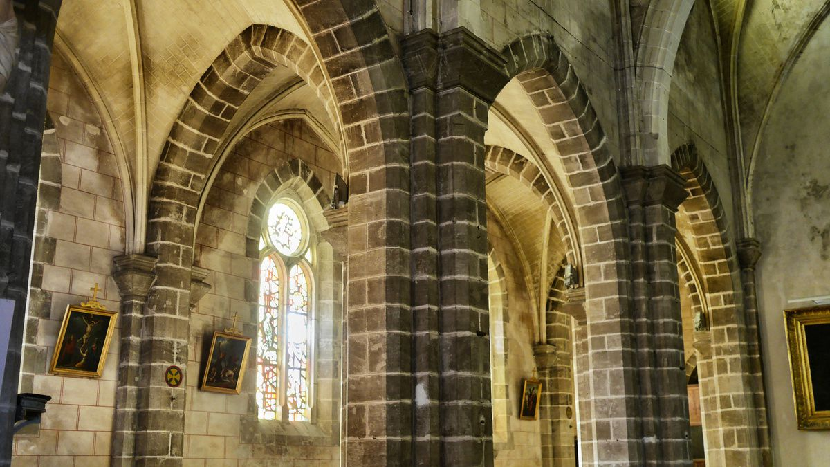 L'église de BOUIN