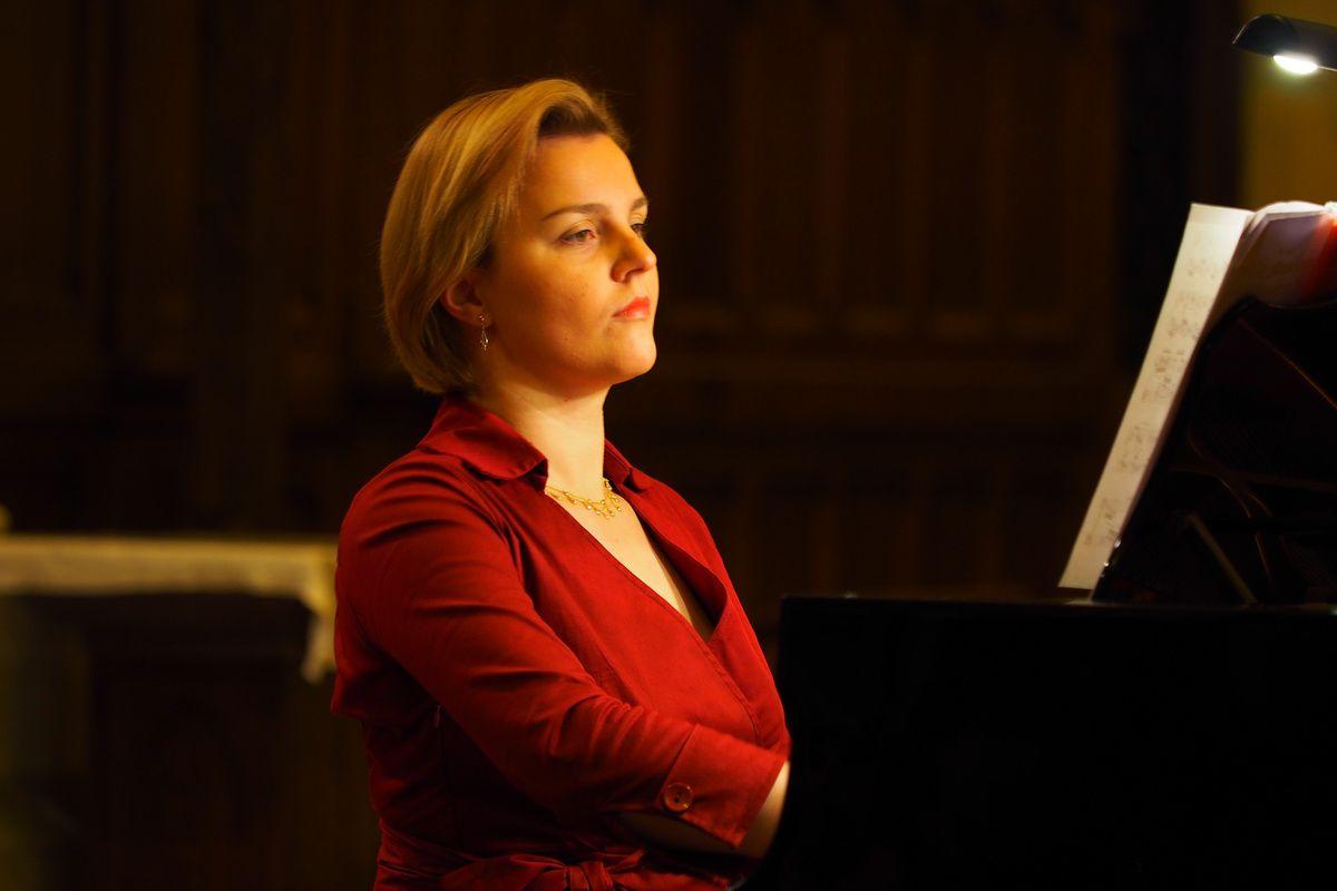 Svetlana Kazykina en concert