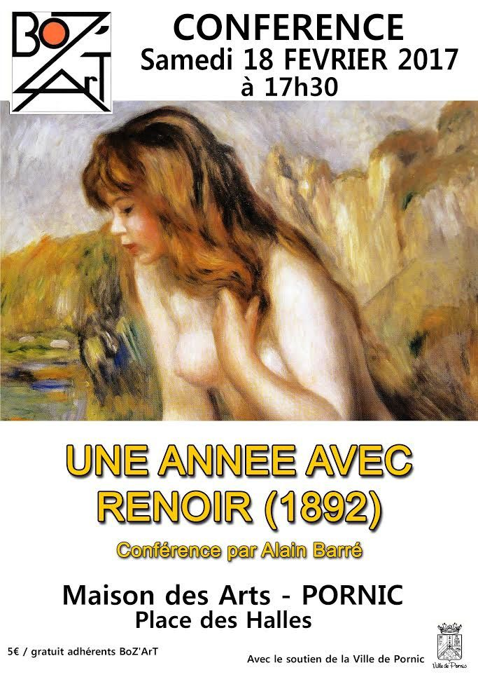 Une année avec RENOIR à Pornic et Noirmoutier