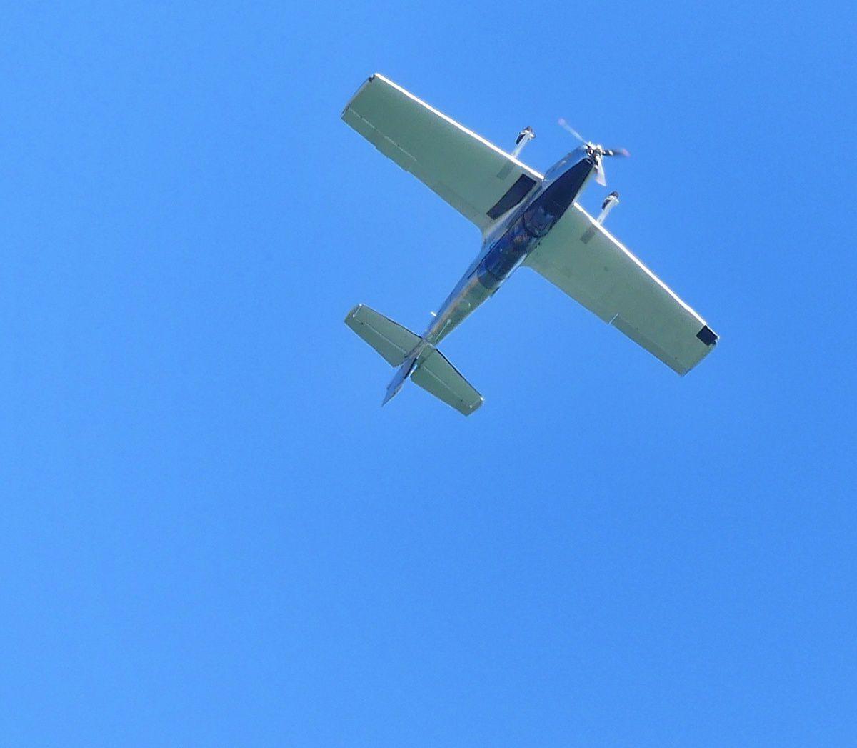 meeting aérien : les ailes bleues à Pornic