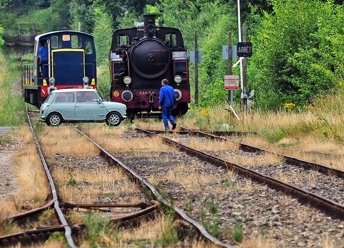 le petit train de la Vendée
