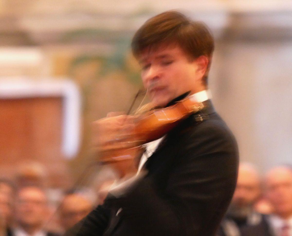 Fabrizio Von Arx à Venise