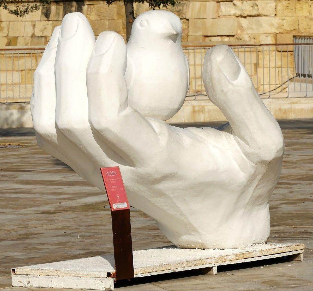 statues de la rue