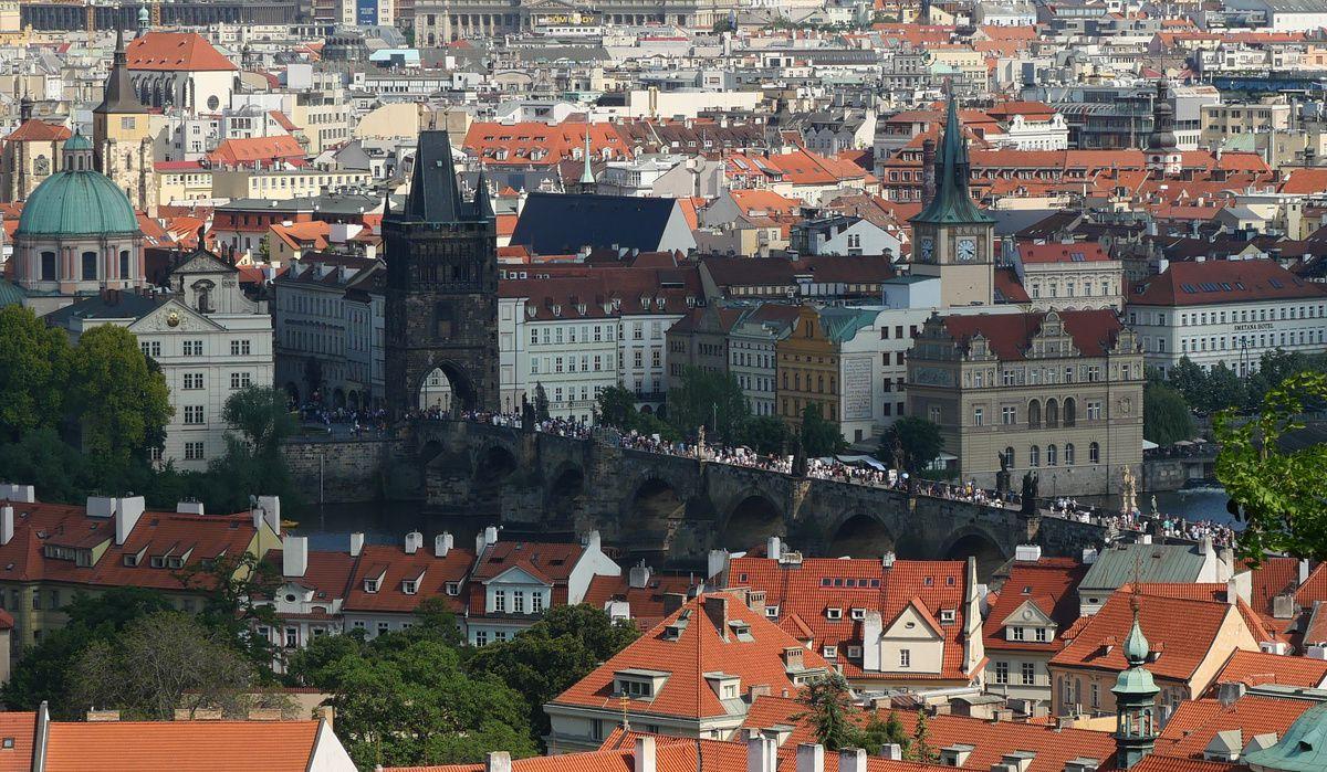 Voyage à Prague , fin (15)