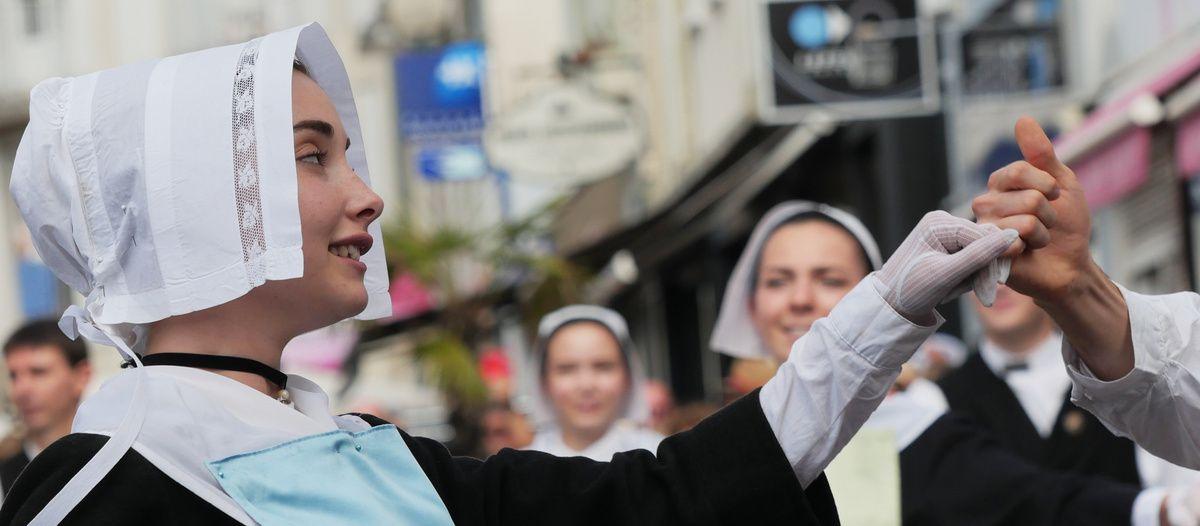 Le défilé de la Saint-Gilles