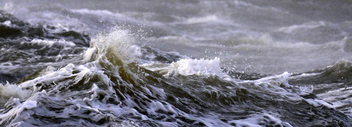 tempête Pointe Saint-Gildas