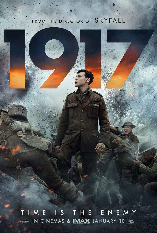 """Vu le film """"1917"""" de Sam Mendes."""