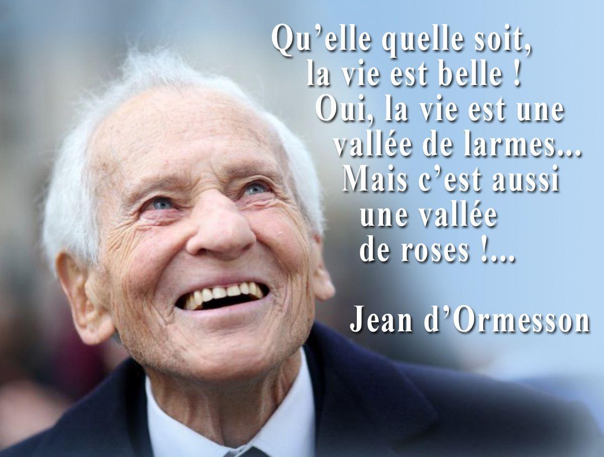 D'Ormesson