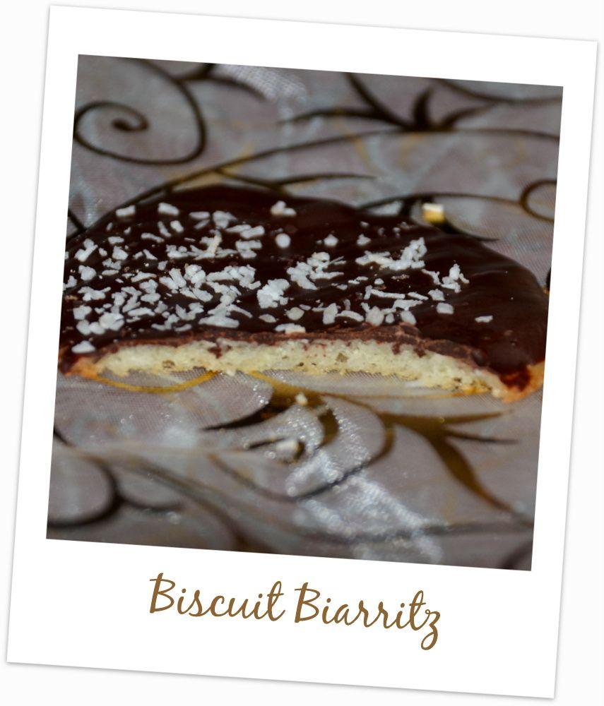 Biscuits Biarritz faits maison (comme chez Delacre)