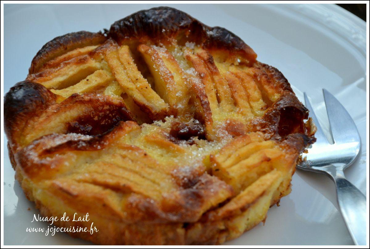 Quiche sans pâte aux pommes et carambar + la recette version Weight-Watchers en SmartPoint