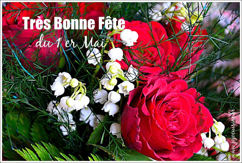 Muguet Porte-Bonheur pour le 1 er Mai