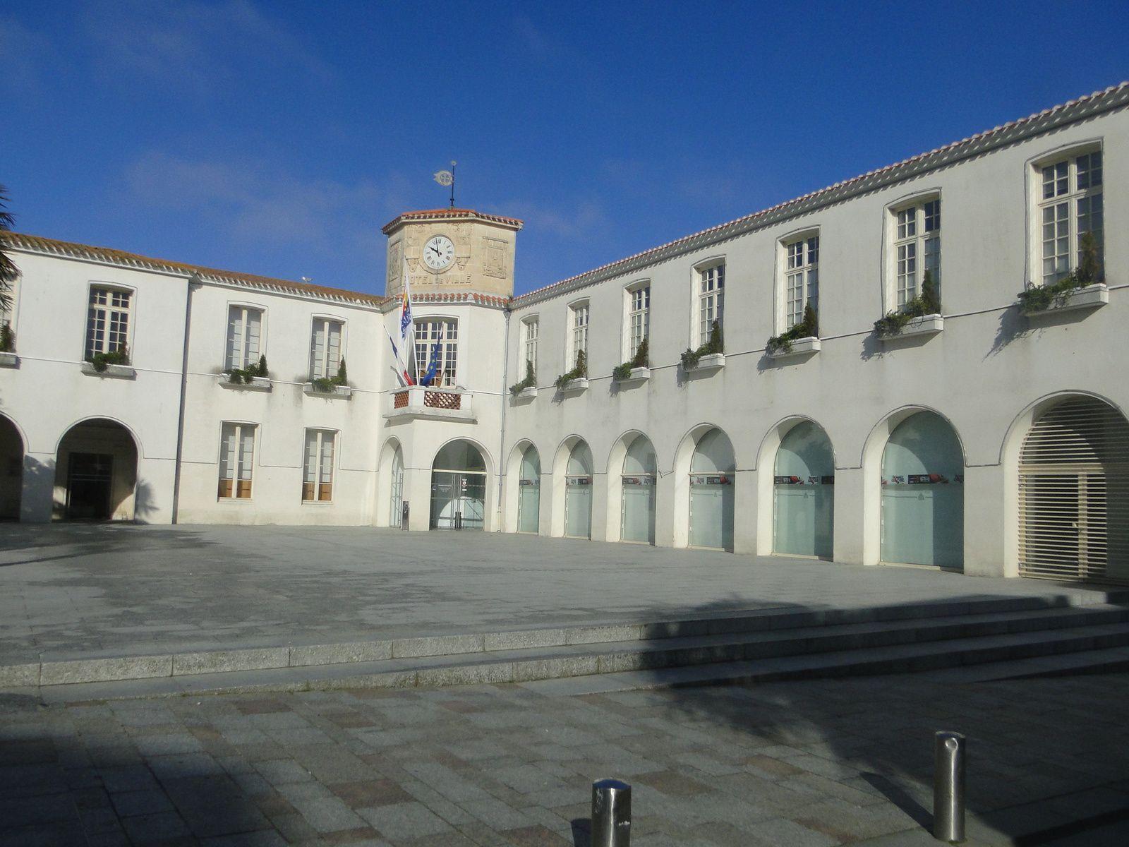 Mairie des Sables d'Olonne