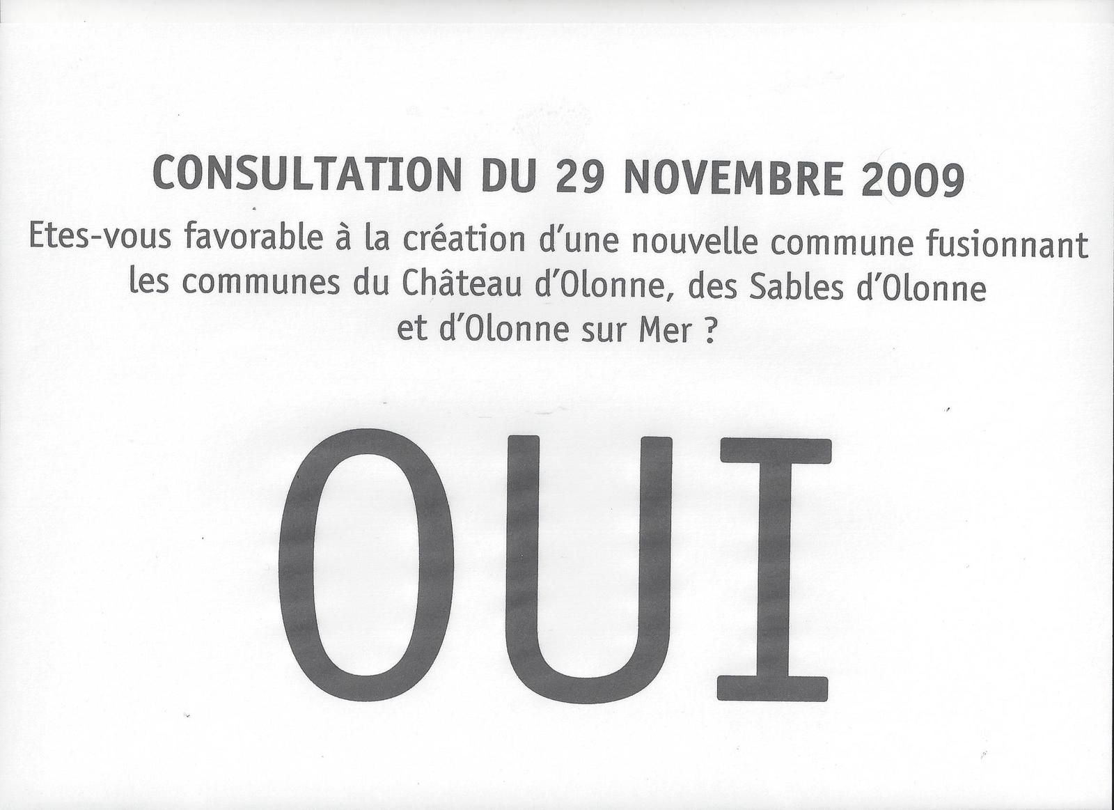Une question simple en 2009