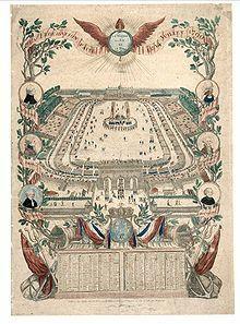 14 juillet 1790 : grande fête unitaire nationale