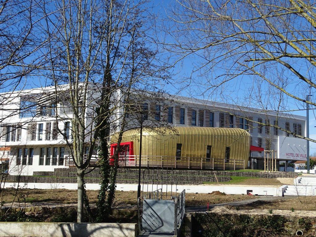 Le nouvel Hôtel de Ville