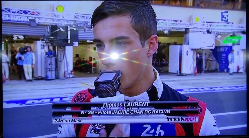 """18 juin 10 HEURES  DU MATIN THOMAS SE DIT EN """" FORME """" SUR l'A2"""