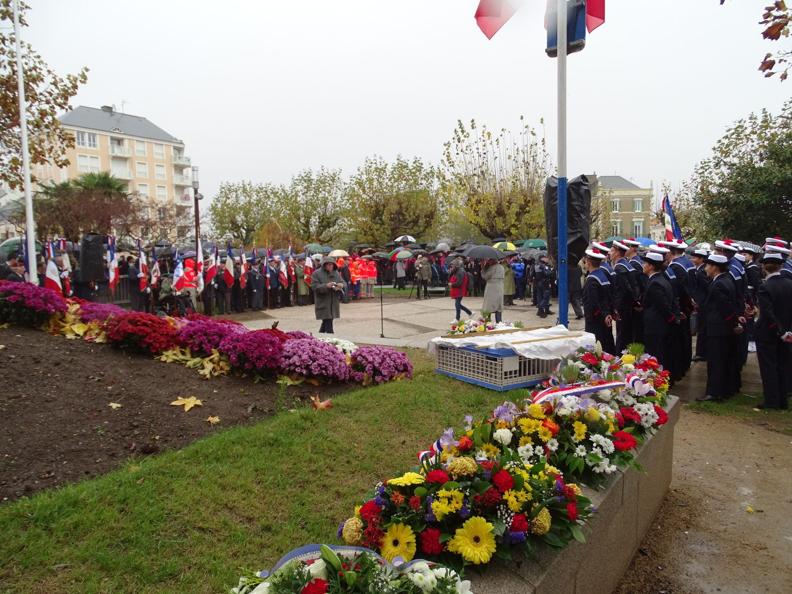 11 NOVEMBRE 1918 - 11 NOVEMBRE 2019 : CÉLÉBRONS L'ARMISTICE DE LA PREMIÈRE GUERRE MONDIALE