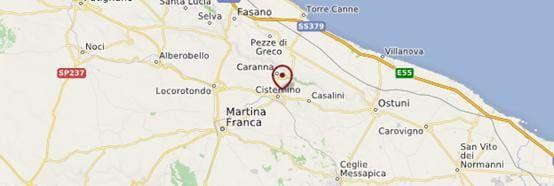 ''Hors des sentiers battus'' Italie : , Cisternino dans les pouilles, les restaurants boucheries par Jean Lhéritier