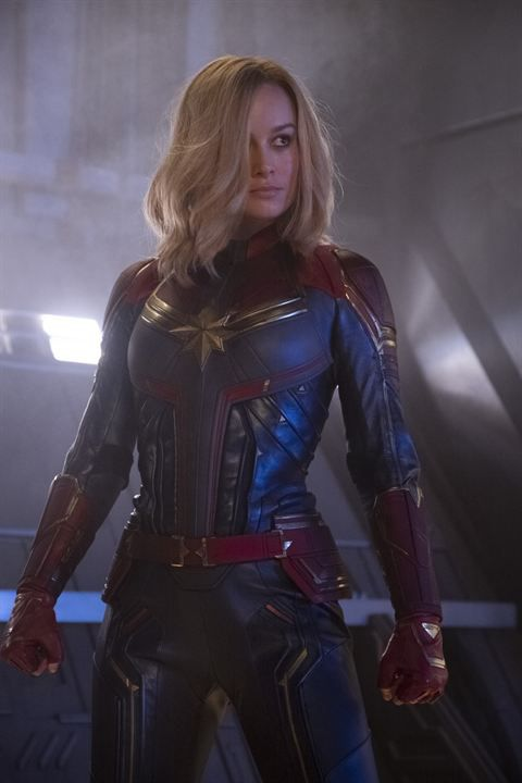 Captain Marvel (2019) de Anna Boden et Ryan Fleck