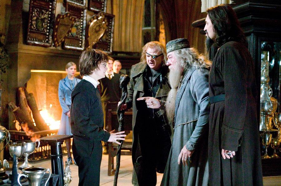 Harry Potter et la Coupe de Feu (2005) de Mike Newell