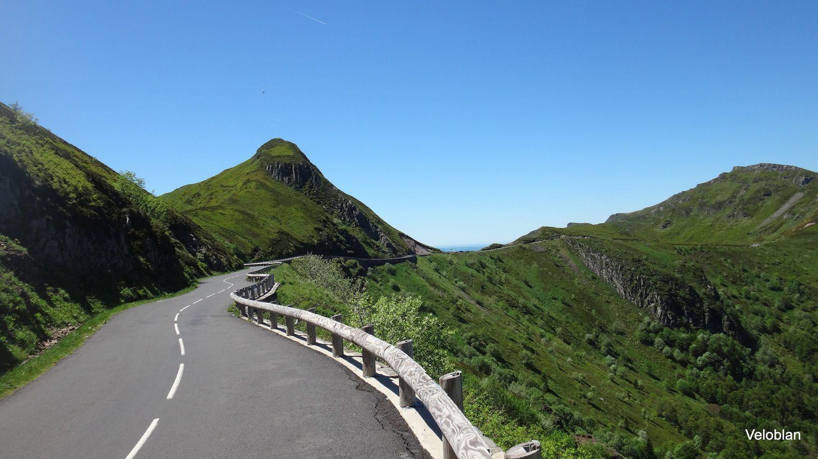 Défi du Cantal 176 km et 4226 m de dénivelé