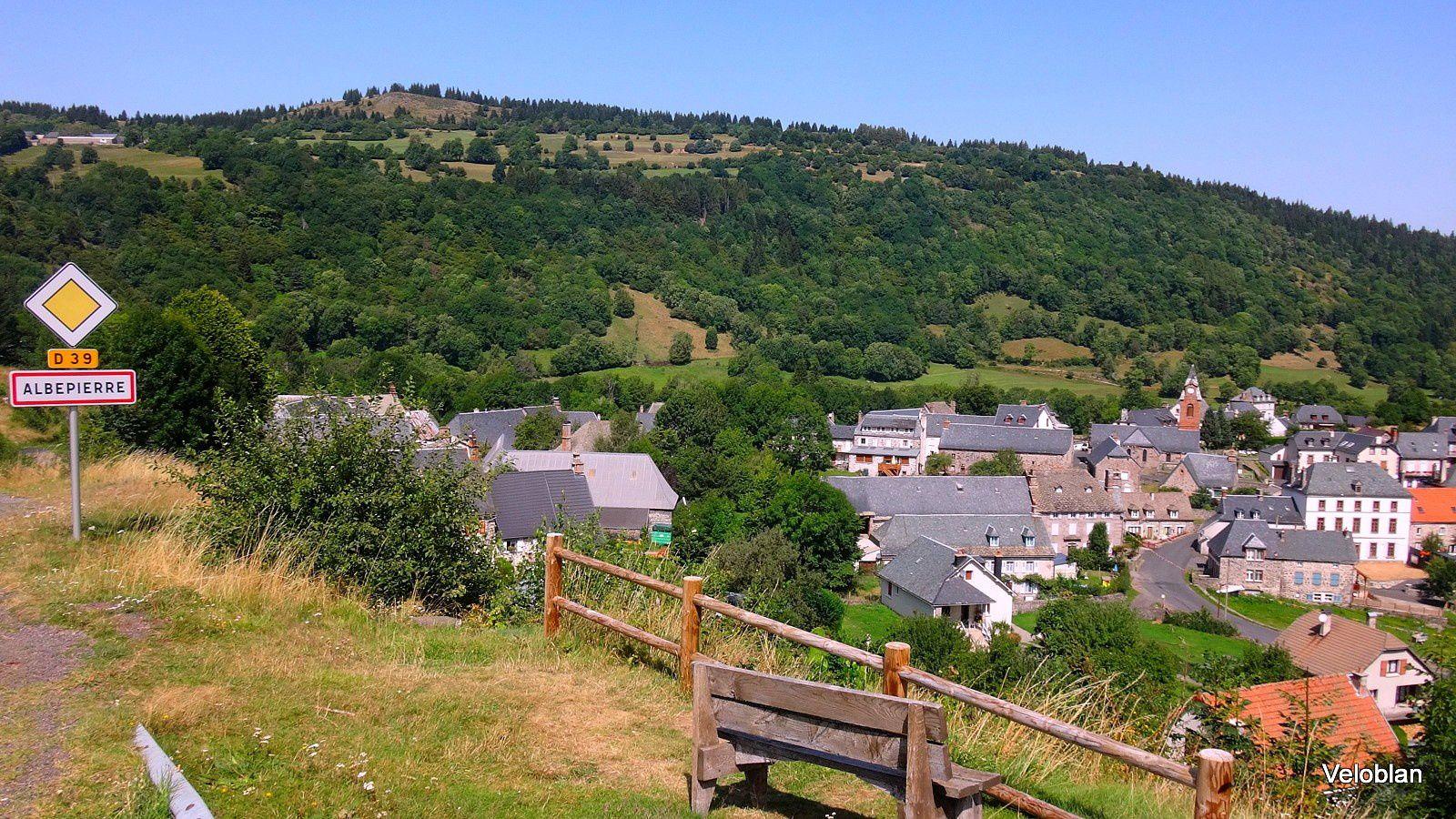 Balade dans le Cantal au départ de St Flour
