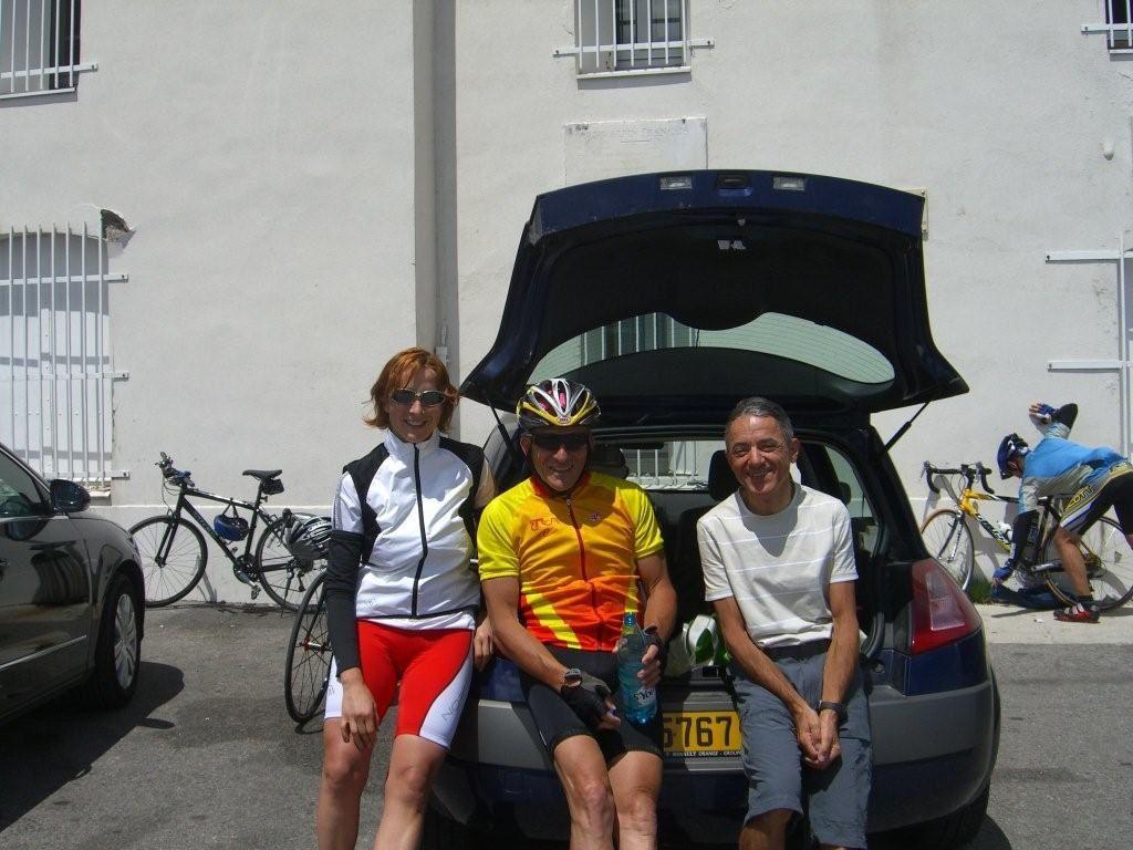 La Bicinglette ( Le Mont Ventoux 6 fois )