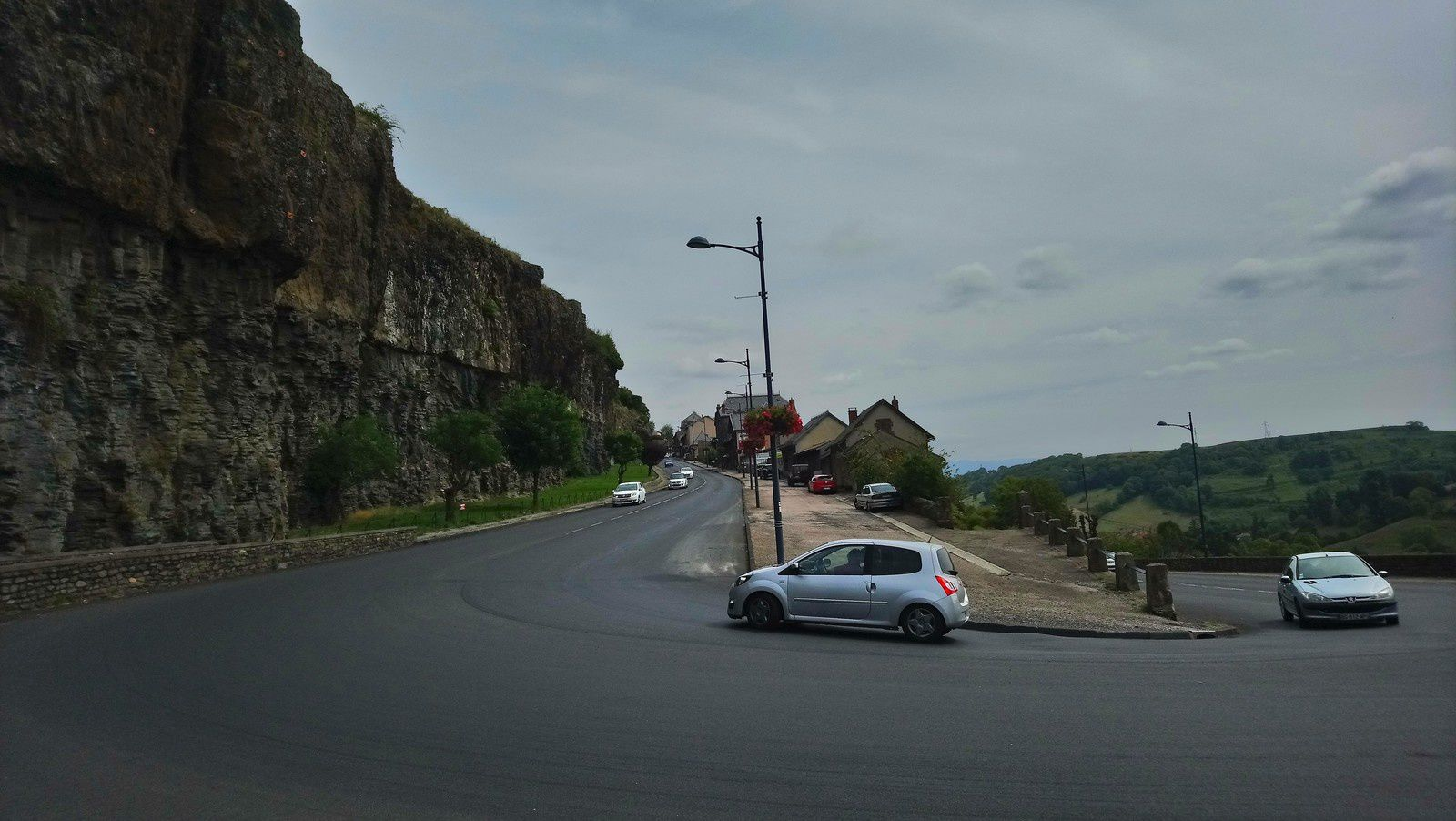 Balade à St Flour par le col de Prat de Bouc 330 km