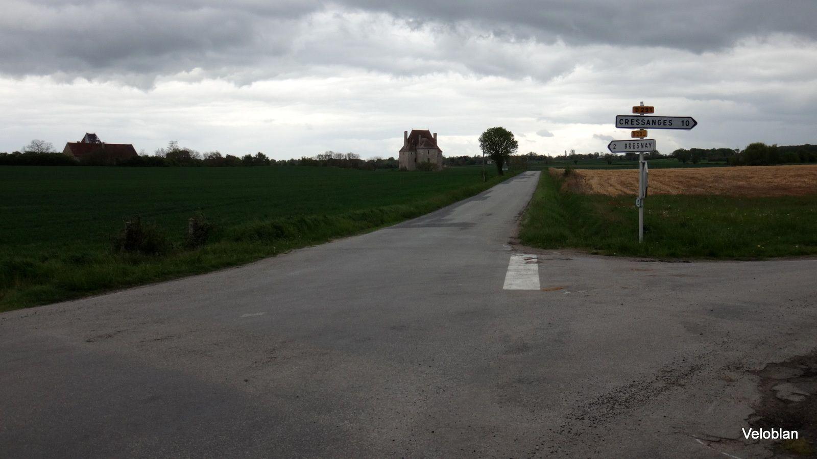 Brevet de 300 à Bellerive/Allier