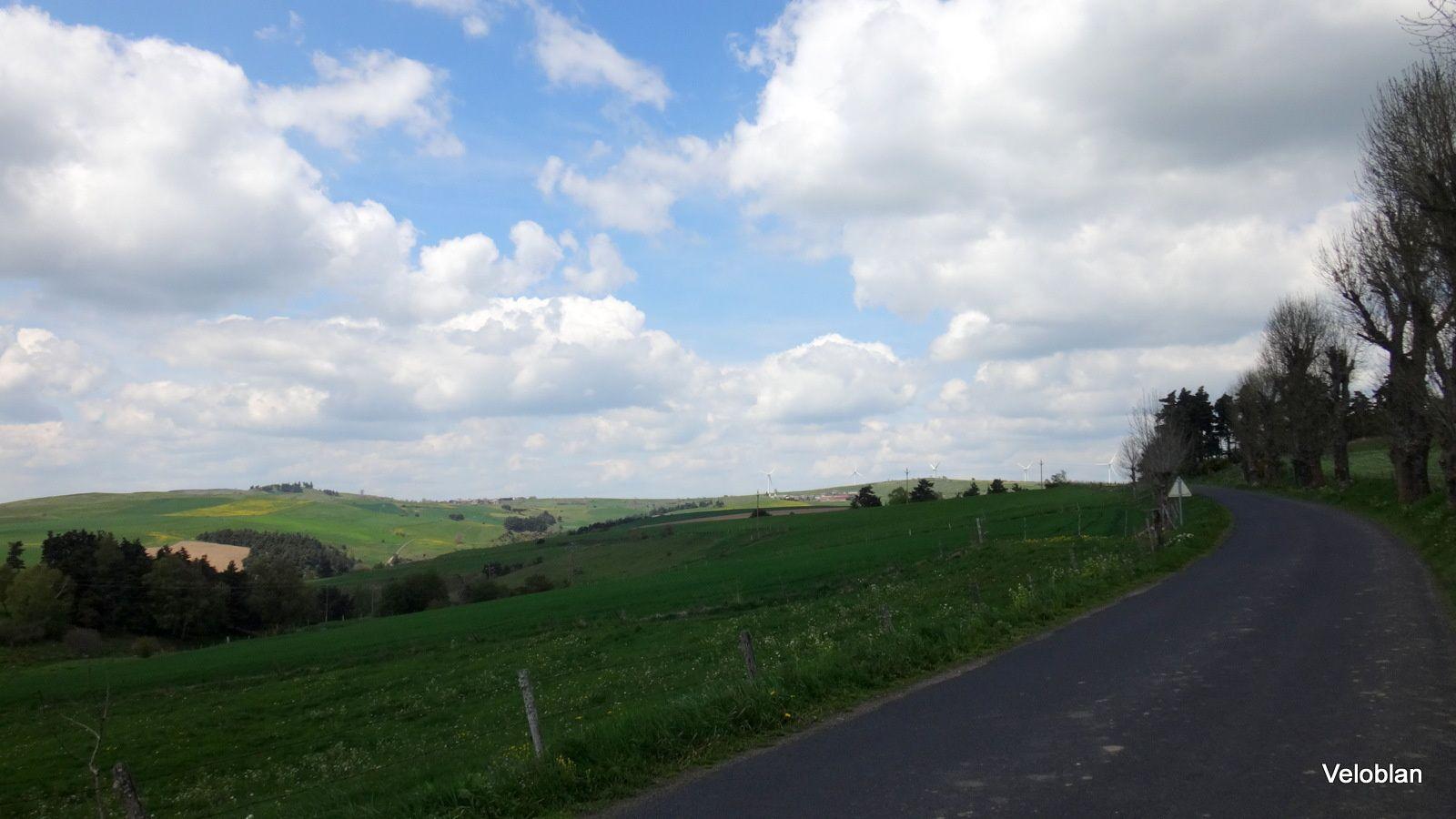 Balade dans le Cantal et Lozère