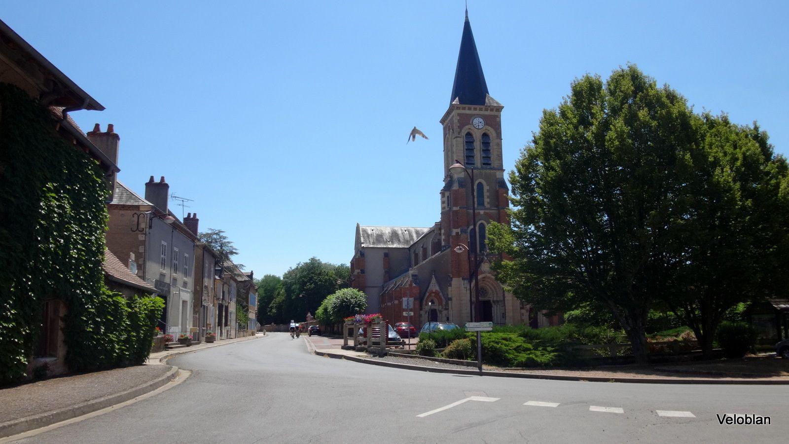 Balade en couché à Cronat ( Saône et Loire)