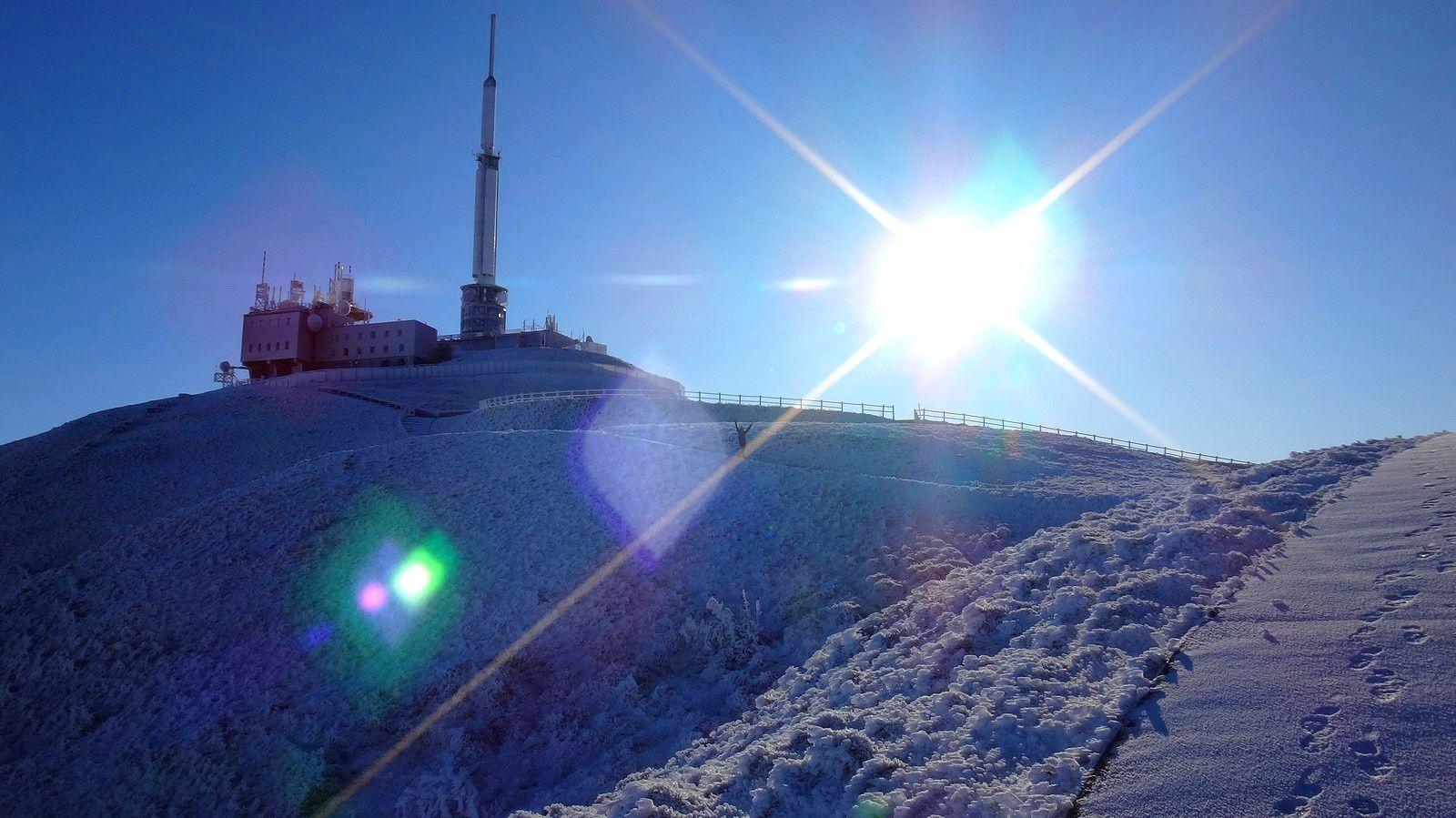 Balade au Puy de Dôme