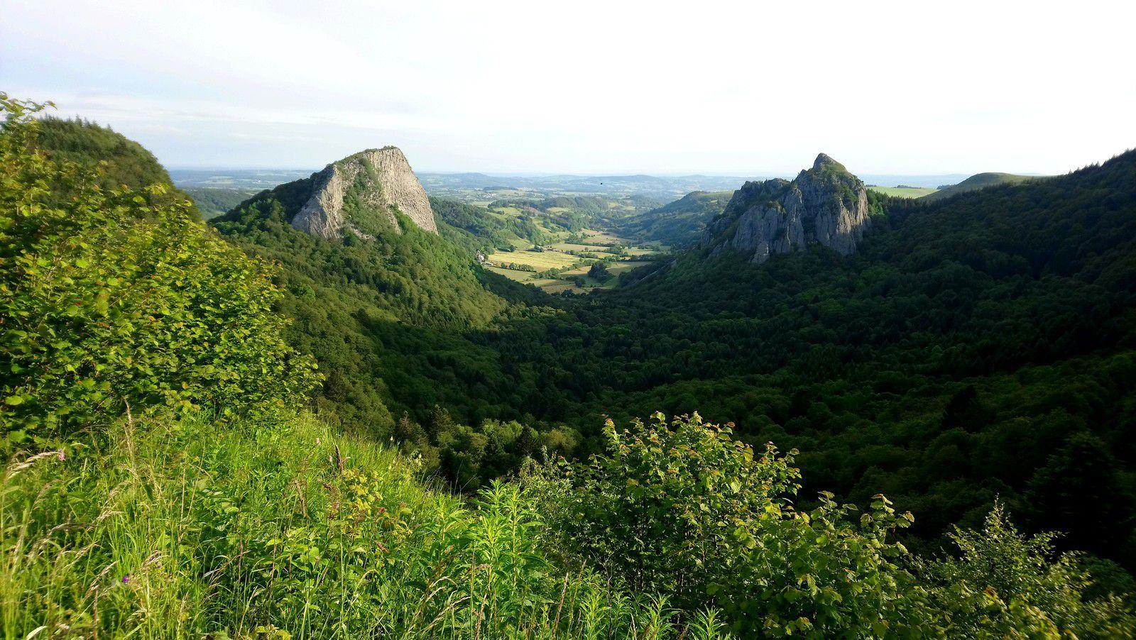 L'étape Châtel Guyon-Puy Mary