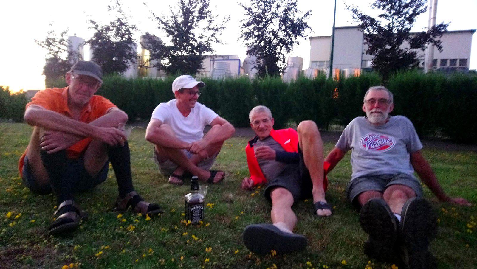L'étape Chatel-Puy Mary avec mon club, le Mozac cyclo club