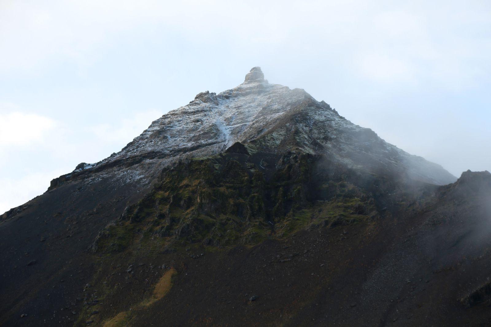 The Stapafell volcano - photo © Bernard Duyck 10.2016