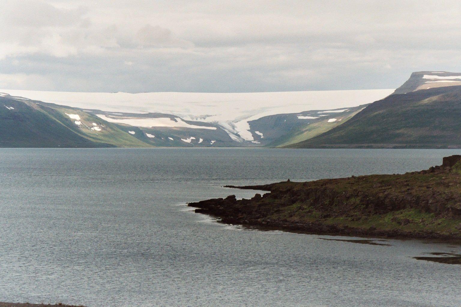 Drangajokull, the only Icelandic northwestern glacier - photo Johann Dréo