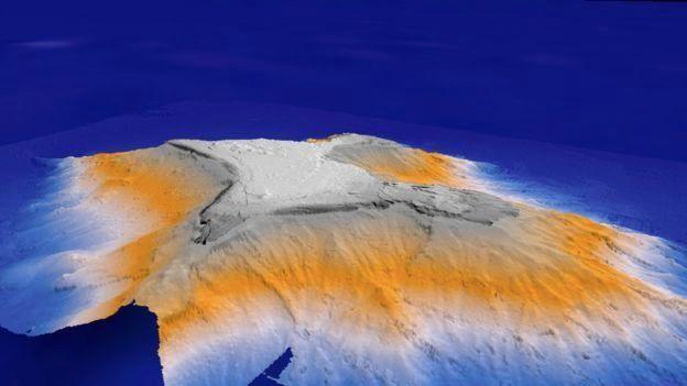 Image of Tropic seamount - photo NOC in Canariasenhora