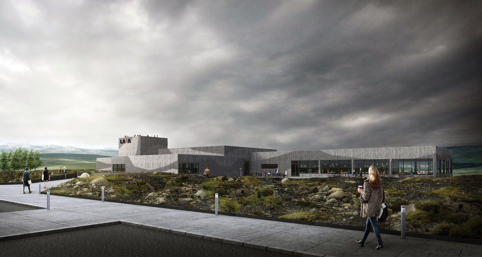 "Image du nouveau ""Volcano and Earthquake Museum"" - Doc. Iceland Mag"