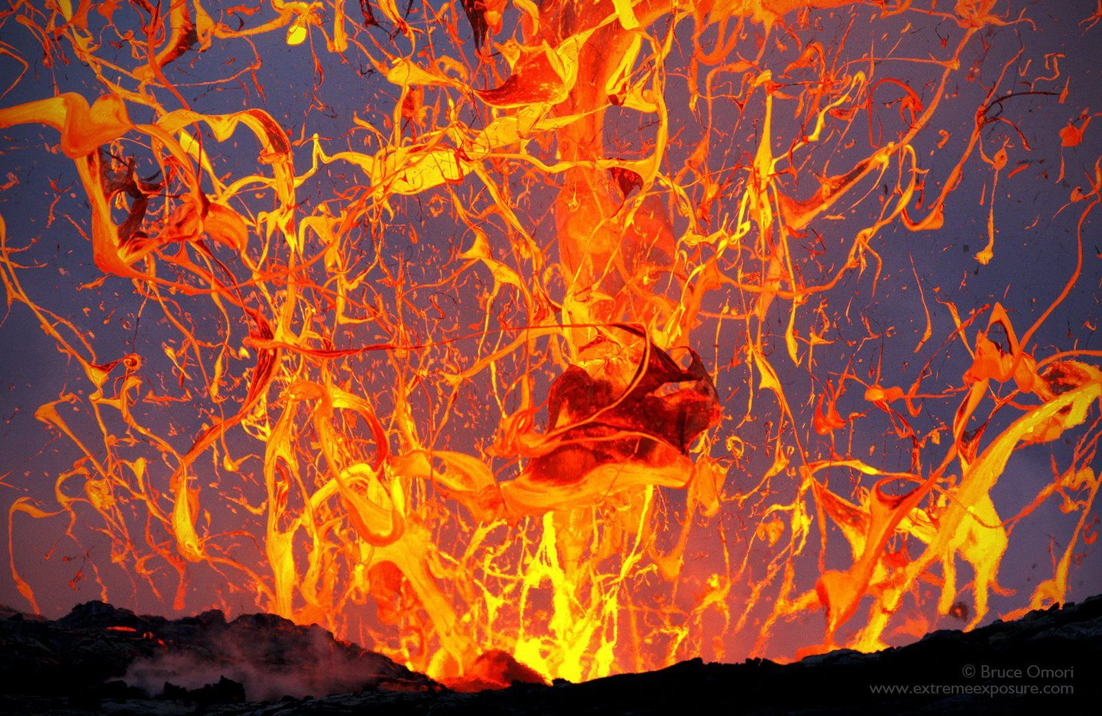 photo Bruce Omori / Extreme exposure