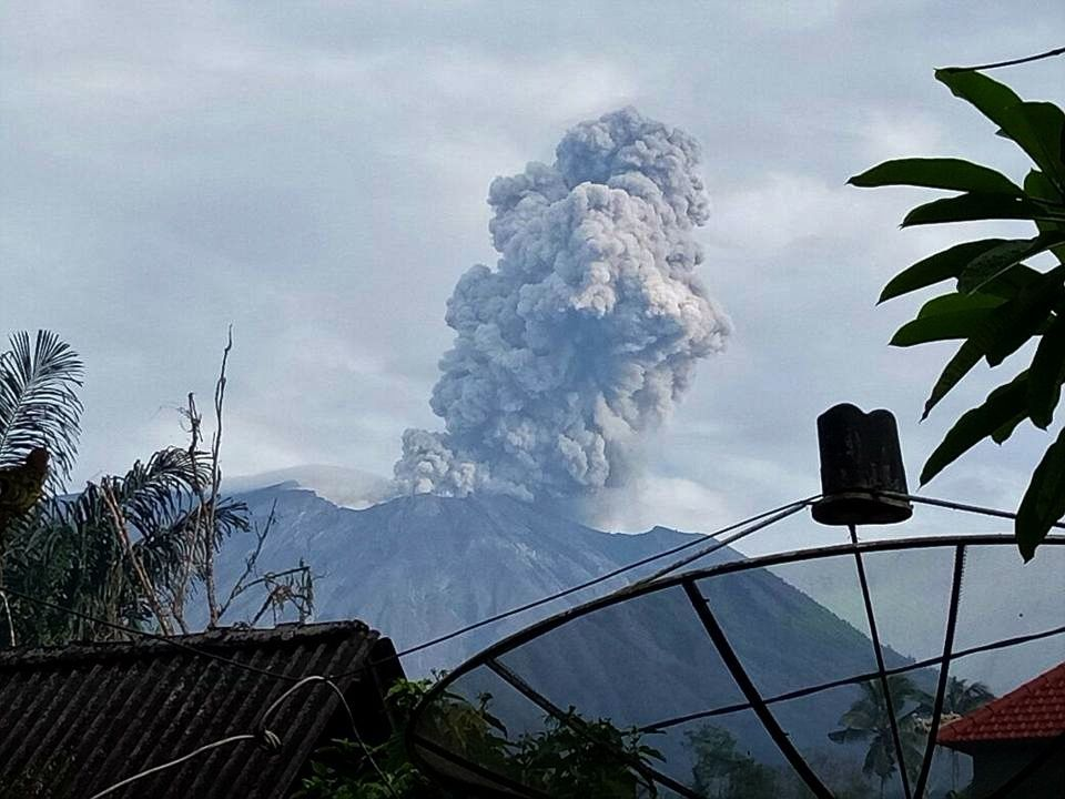Agung - 15.01.2018 / 7:23 AM WITA - photo Devay Natamanggala
